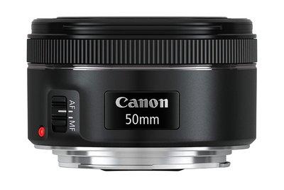 Canon EF 50mm/F1.8 STM