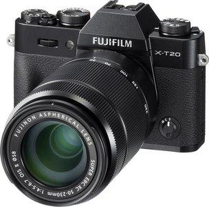 Fuji X-T20 + 15-45