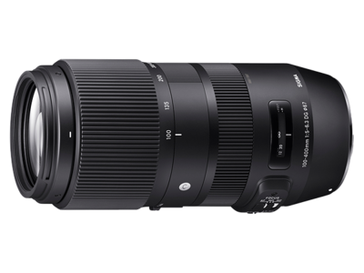Sigma 100-400 OS  F5.0-6.3