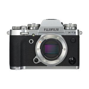 Fuji X-T3 body silver