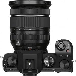 Fujifilm X-T4 Black + XF16-80mm F4 R OIS WR