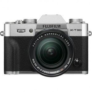Fujifilm X-T30 Silver + XF18-55mm Kit