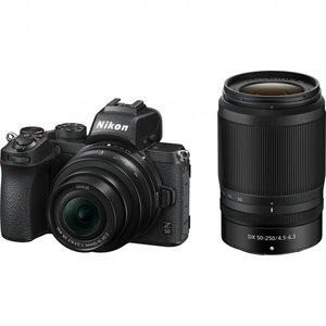 Nikon Z50 + 16-50 dx +50-250mm