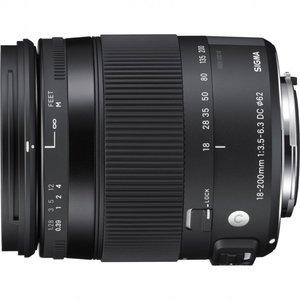 Sigma 18-200mm F3.5-6.3 DC MACRO OS HSM (C)