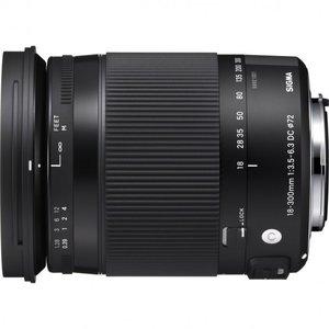 Sigma 18-300mm F3.5-6.3 DC Macro OS HSM (C)