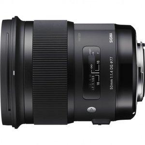 Sigma 50mm F1.4 DG HSM (A)
