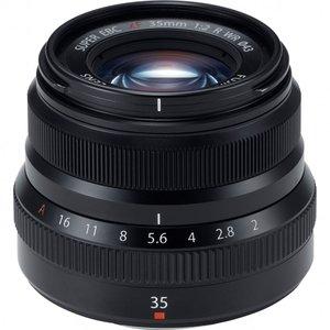 Fujifilm XF35mm F2.0 WR Black