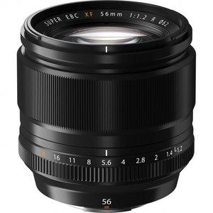 Fujifilm XF56mm F1.2 Black