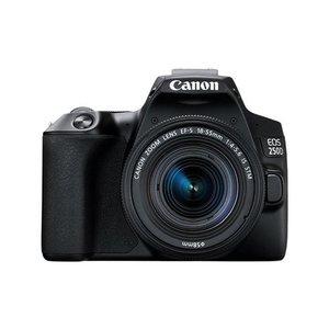 Canon Eos 250D + 18-55