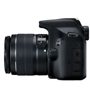 Canon Eos 2000D + 18-55