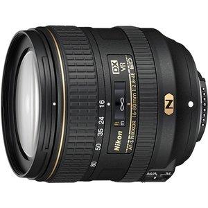 Nikon AF-S 16-80mm/F2.8-4.0E ED