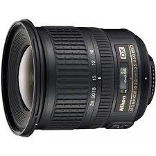 Nikon AF-S 10-24mm/F3.5-4.5G ED DX