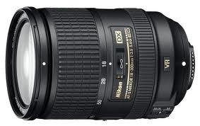 Nikon AF-S DX18-300mm/F3.5-6.4  VR