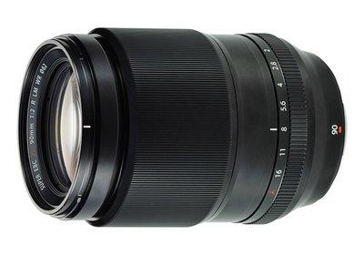 Fujifilm XF 90mm/F2.0R LM WR