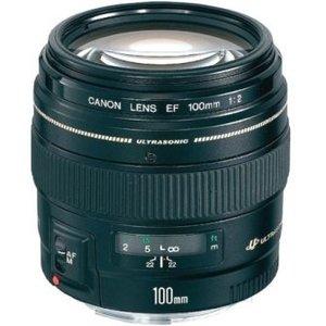 CANON EF 100MM 2.0 USM N