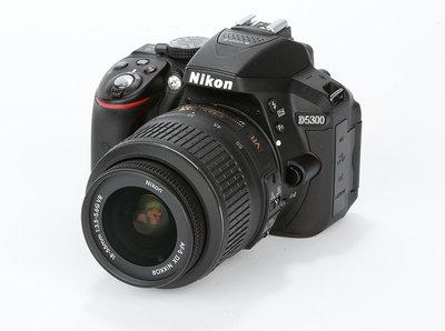 Nikon D5300+18-55Vr